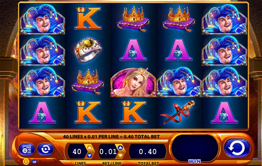 Black Knight slots - spil online spillemaskine spil gratis