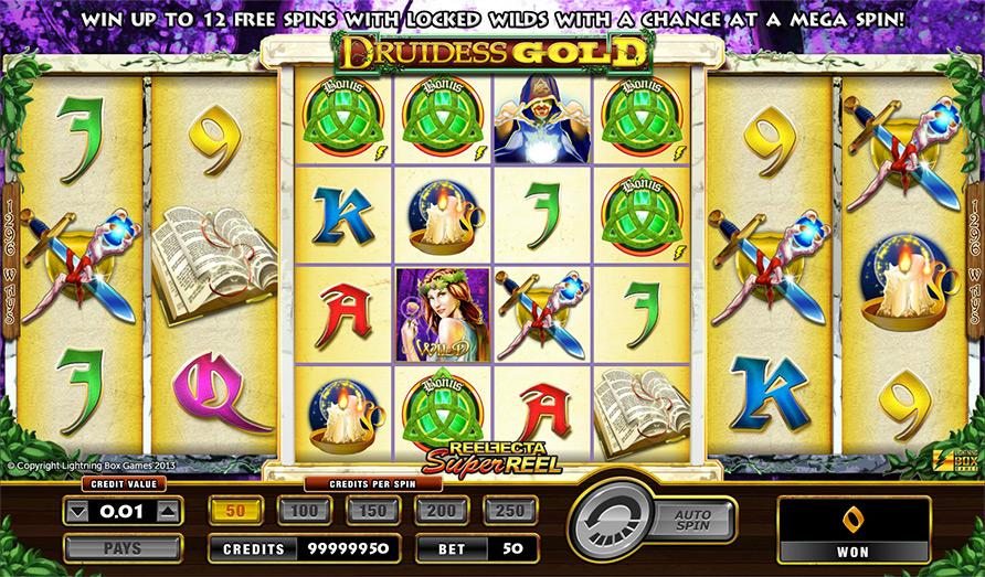 Les machines à sous Cleopatra – Jouez en ligne