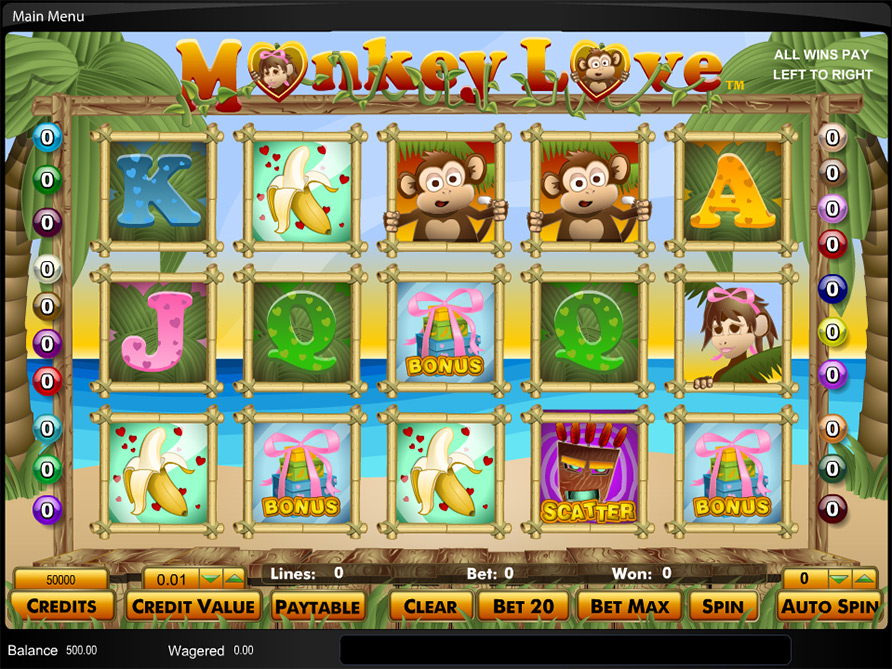 Spiele Monkey Pirates - Video Slots Online