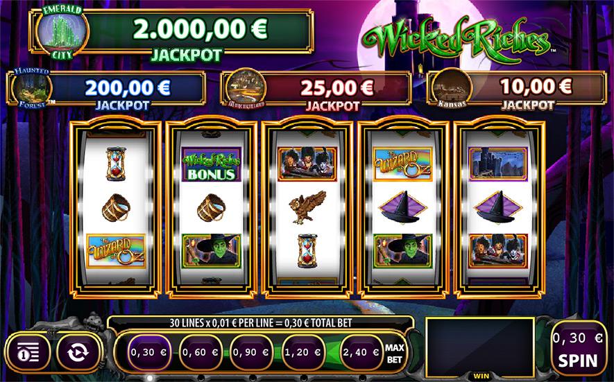 Spiele Wicked Witch - Video Slots Online